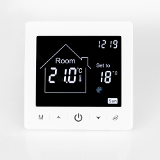 Floor heating systems X Thermostat