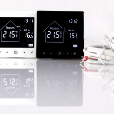 Floor heating systems XIV. Thermostat