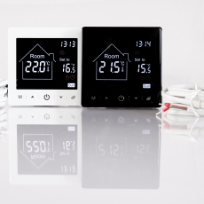 Floor heating systems XV. Thermostat