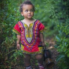 My Little Kenyan girl