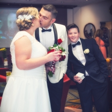 Toni & Scott's Wedding